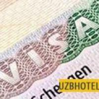 Информация для оформления визы в Узбекистан