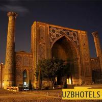 Красивейший из городов, существующих под небом – Самарканд.