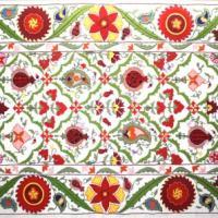 Шелковые ковры и ткани ручной работы представят в Ташкенте