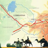 Uzbekistan tour - Great Silk road tour