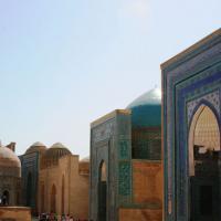 ウズベキスタンヘクラシック旅