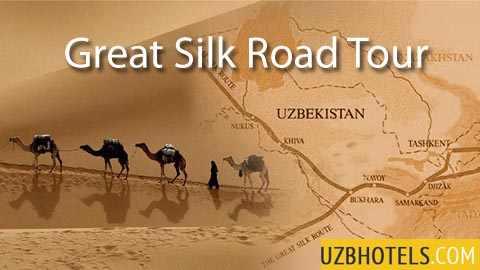 Great Silk Road. Uzbekistan Tours.