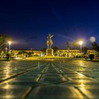 Сквер Амира Тимура, один из символов Ташкента. Фото Антона Папина