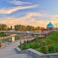 Шахристан, Ташкент