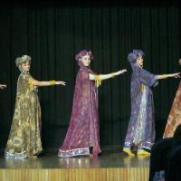 Театр исторического костюма в Узбекистане..