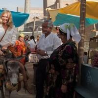 Кинематографический тур в Узбекистан