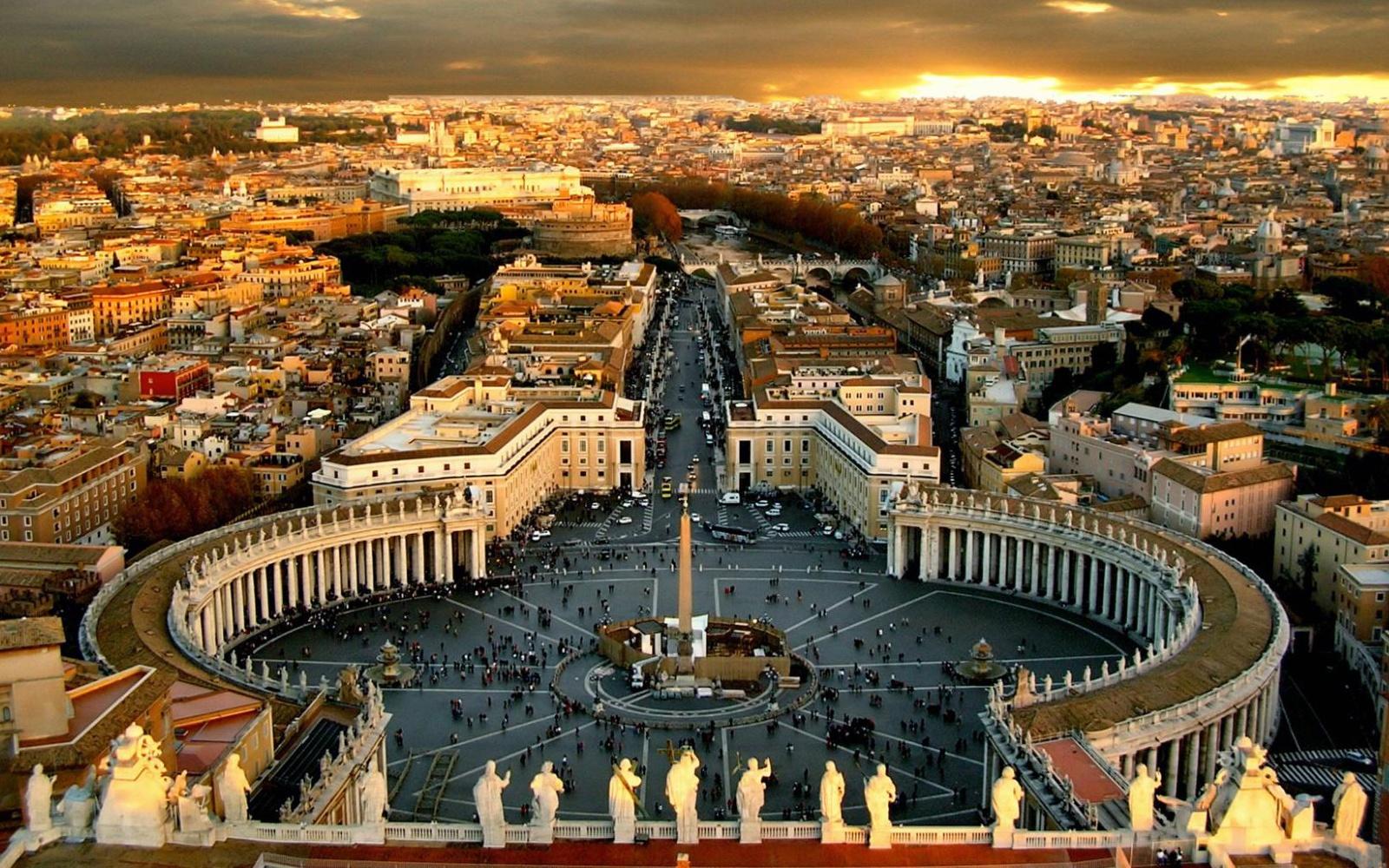 Вечный Город, Рим